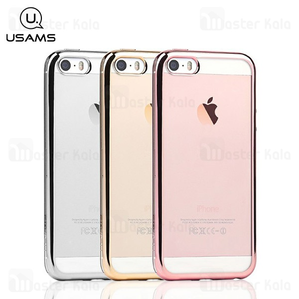 گارد ژله ای USAMS KIM آیفون Apple iPhone 5 / 5S / SE