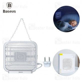حشره کش برقی بیسوس Baseus Breeze wall-mounted bug zapper ACMWD-FB02