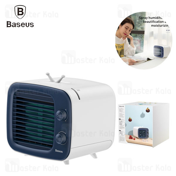 کولر آبی بیسوس Baseus Time desktop evaporative cooler CXTM-23