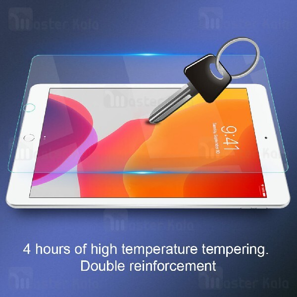 محافظ صفحه شیشه ای نیلکین اپل Apple iPad 10.2 Nillkin H+ Tempered Glass
