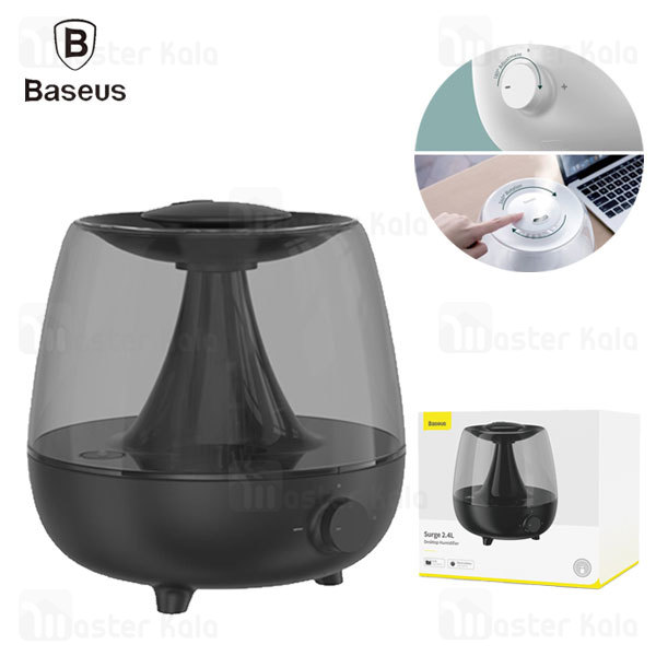 دستگاه بخور سرد بیسوس Baseus Surge 2.4L desktop humidifier DHYN-A01