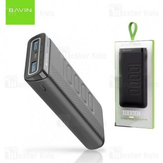 پاوربانک 10000 باوین Bavin PC088 Power Bank توان 2.1 آمپر