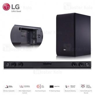 ساندبار ال جی LG SJ3 with Wireless Subwoofer توان 300 وات