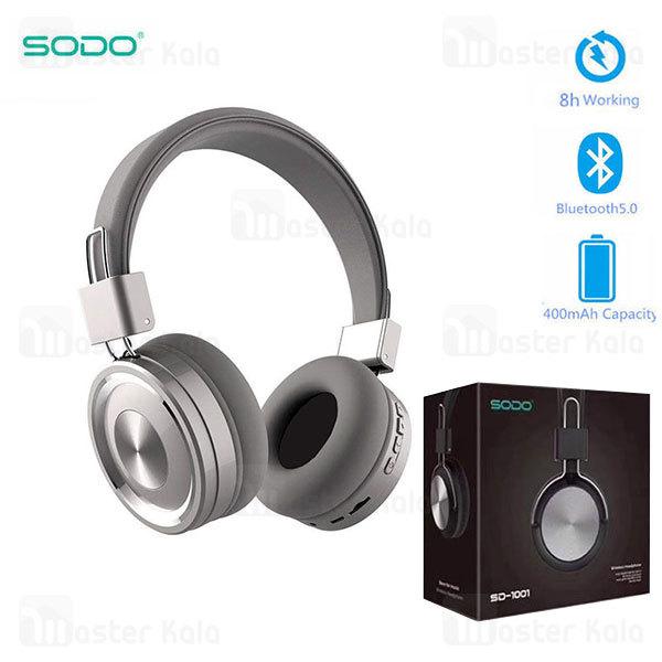 هدفون بلوتوث سودو SODO SD-1002 Bluetooth Headphones رم خور