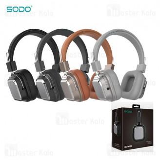 هدفون بلوتوث سودو SODO SD-1003 Bluetooth Headphones رم خور
