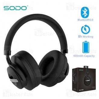 هدفون بلوتوث سودو SODO SD-1006 Bluetooth Headphones رم خور
