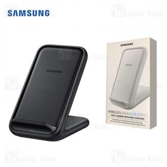 شارژر وایرلس سامسونگ Samsung Wireless Charger Stand EP-N5200TWEGAE توان 15 وات