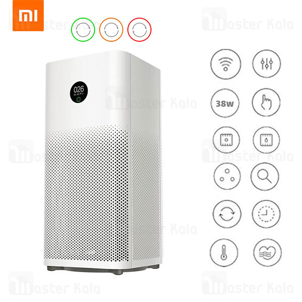 دستگاه تصفیه هوای شیائومی Xiaomi Mi Air Purifier 3H AC-M10-SC