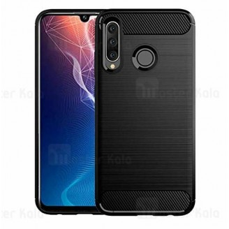 قاب محافظ ژله ای هواوی Huawei Honor 20 Lite / Honor 20i / Honor 10i Rugged Armor Fiber Carbon
