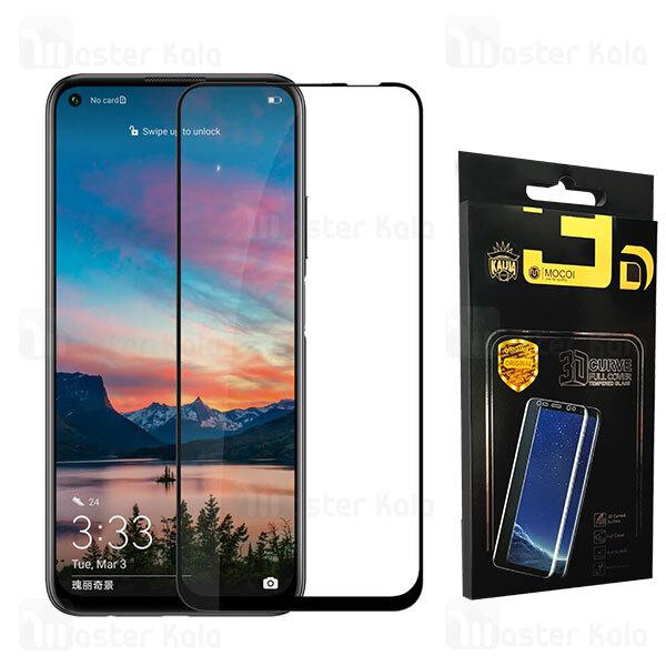 محافظ صفحه شیشه ای تمام صفحه تمام چسب Huawei P40 Lite / Nova 6 SE / Nova 7i Mocol Glass