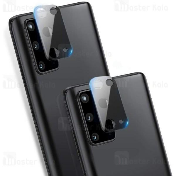 محافظ لنز فلزی دوربین موبایل Samsung Galaxy S20 Metal Lens Camera New