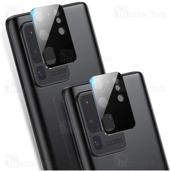 محافظ لنز فلزی دوربین موبایل Samsung Galaxy S20 Ultra Metal Lens Camera New