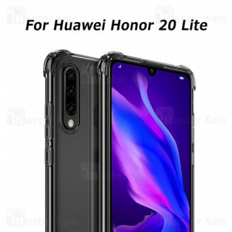 قاب ژله ای ضد ضربه هواوی Huawei Honor 20 Lite / Honor 20i / Honor 10i Smtt ShockProof AirBag
