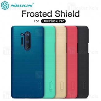 قاب محافظ نیلکین وان پلاس OnePlus 8 Pro Nillkin Frosted Shield