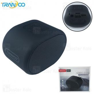 اسپیکر بلوتوث ترانیو Tranyoo B1 Mini Wireless Speaker دارای درگاه رم و فلش