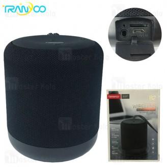 اسپیکر بلوتوث ترانیو Tranyoo B2 Outdoor Wireless Speaker دارای درگاه رم