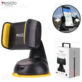 پایه نگهدارنده و هولدر موبایل یسیدو Yesido C2 Car Holder مناسب 4 تا 7 اینچ