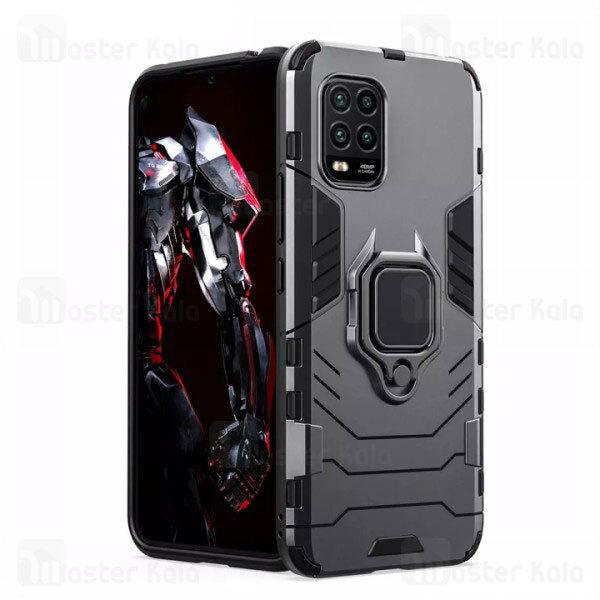 گارد ضد ضربه انگشتی Xiaomi Mi 10 Lite / Mi 10 Youth KEYSION ShockProof Armor Ring