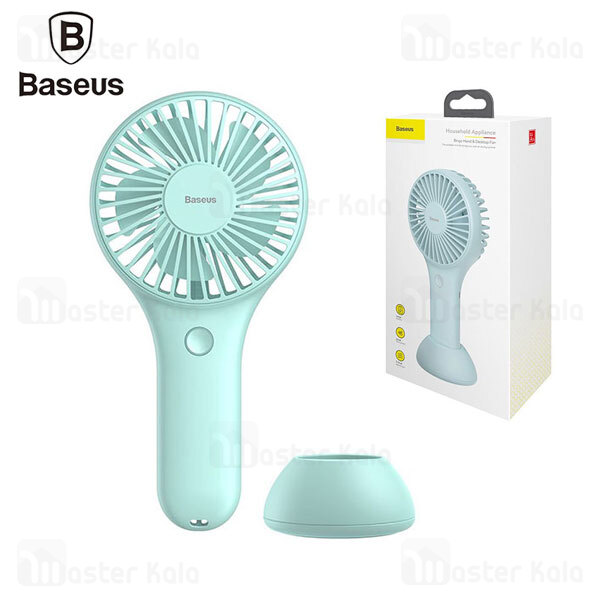 پنکه بیسوس Baseus Bingo hand and desktop fan CXBG-03 دستی و رومیزی