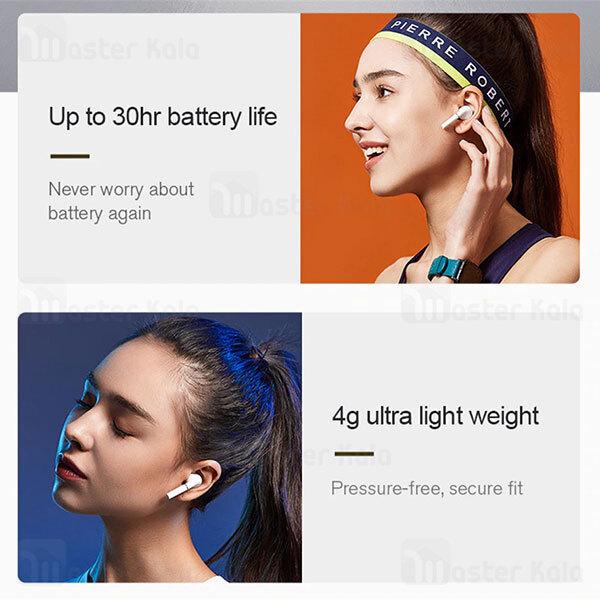 هندزفری بلوتوث دوگوش شیائومی هایلو Haylou T19 TWS aptX Bluetooth Earbuds