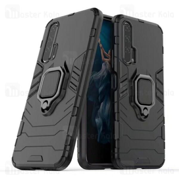 گارد ضد ضربه انگشتی Huawei Honor 20 Pro KEYSION ShockProof Armor Ring