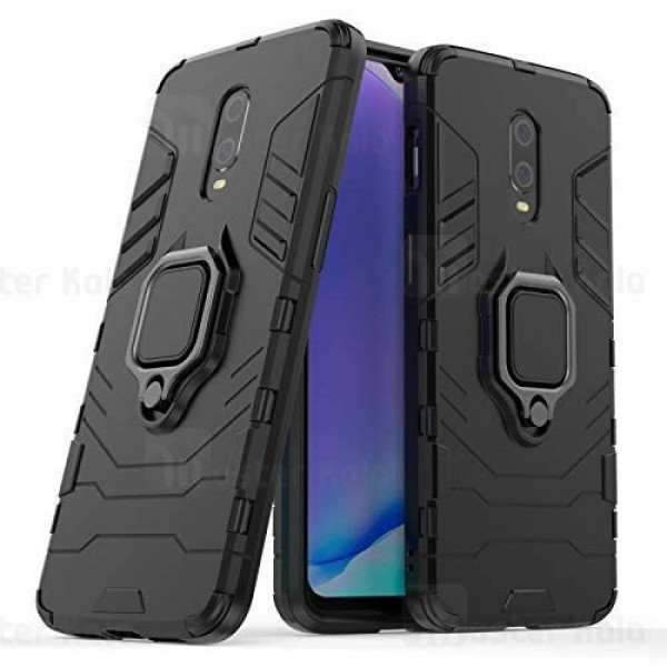 گارد ضد ضربه انگشتی OnePlus 7 KEYSION ShockProof Armor Ring