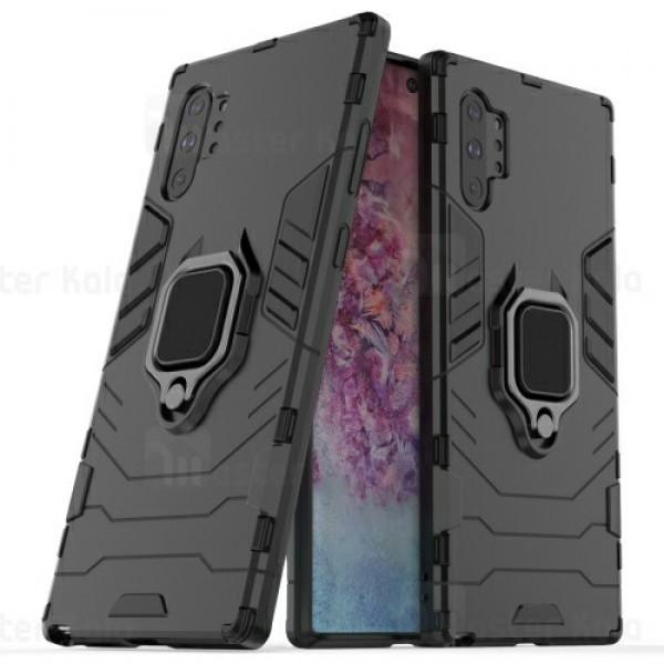 گارد ضد ضربه انگشتی Samsung Galaxy Note 10 Plus KEYSION ShockProof Armor Ring