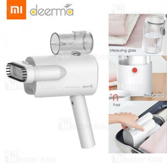 اتو بخار دستی شیائومی Xiaomi Deerma Portable Steam Ironing Machine DEM-HS007 توان 800 وات