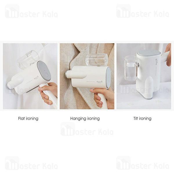 اتو بخار دستی شیائومی Xiaomi Deerma Portable Steam Ironing Machine DEM-HS007 توان 800 وات