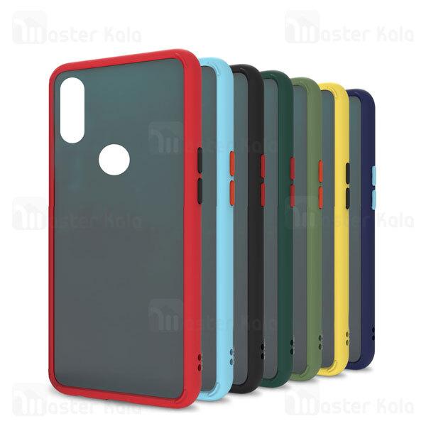 قاب مات Xiaomi Redmi Note 7 / Note 7 Pro Transparent Hybrid Matte Case