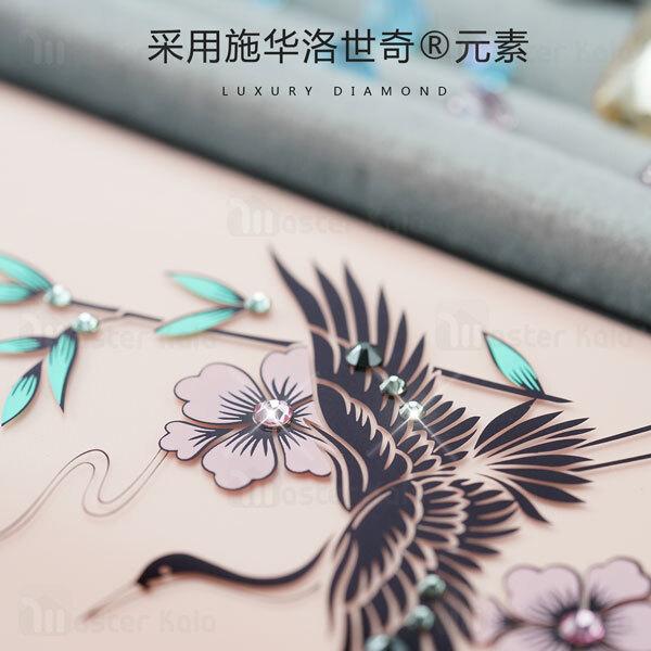 قاب فانتزی هواوی Huawei Mate 20 Pro Kingxbar Swarovski Legend Series