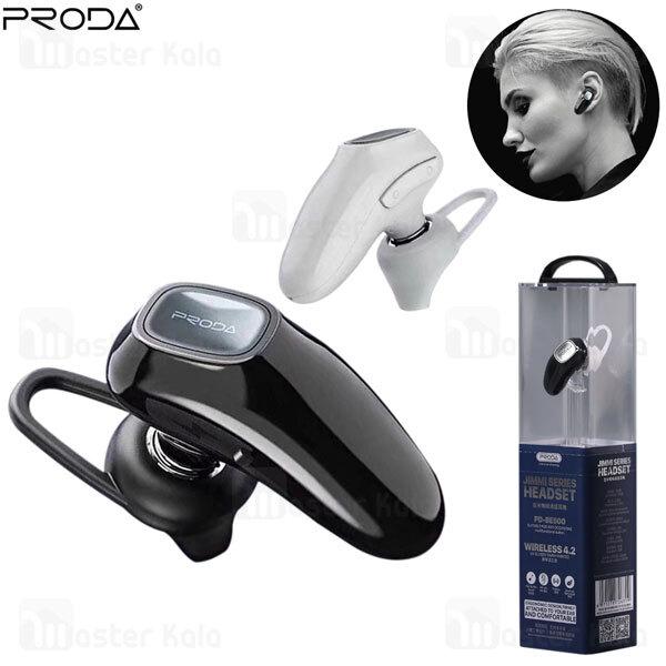 هندزفری بلوتوث تک گوش پرودا Remax Proda PD-BE500 Jimmi Wireless Headset