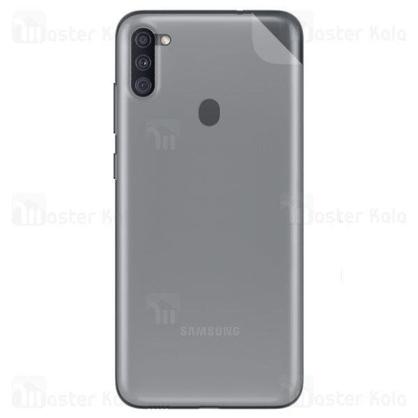 برچسب محافظ نانو پشت گوشی سامسونگ Samsung Galaxy A11