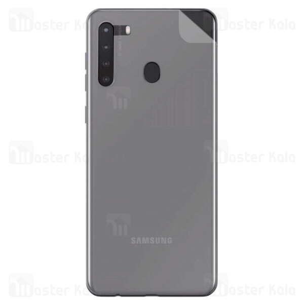 برچسب محافظ نانو پشت گوشی سامسونگ Samsung Galaxy A21