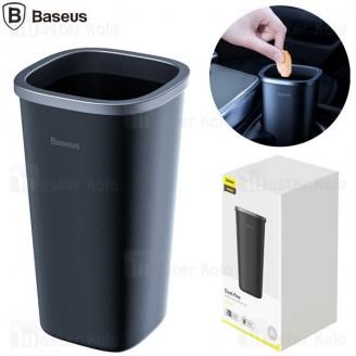 سطل زباله بیسوس Baseus Dust-Free Vehicle-Mounted Trash Can CRLJT-A01 مناسب اتومبیل و میز