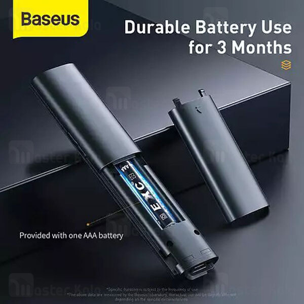 پوینتر و پرزنتر بیسوس Baseus Orange Dot Wireless Presentor ACFYB-0G