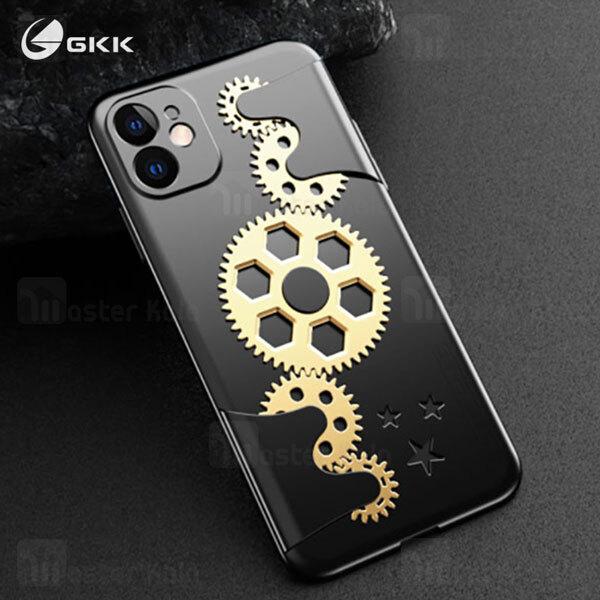 قاب چرخ دنده ای GKK اپل Apple iPhone 11 GKK Machinist Gear Case