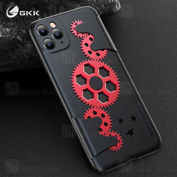 قاب چرخ دنده ای GKK اپل Apple iPhone 11 Pro Max GKK Machinist Gear Case