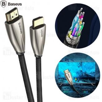 کابل HDMI بیسوس Baseus Horizontal 4K HDMI V2.0 CADSP-D01 طول 5 متر