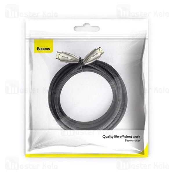 کابل HDMI بیسوس Baseus Horizontal 4K HDMI V2.0 CADSP-B01 طول 2 متر