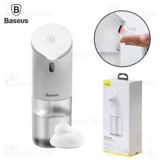 پمپ فوم مایع دستشویی بیسوس Baseus Minipeng hand Washing Machine ACXSJ-B02 بدون فوم مایع