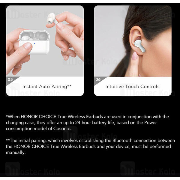 هندزفری بلوتوث دوگوش هانر Huawei Honor Choice Moecen CE79 TWS Earbuds