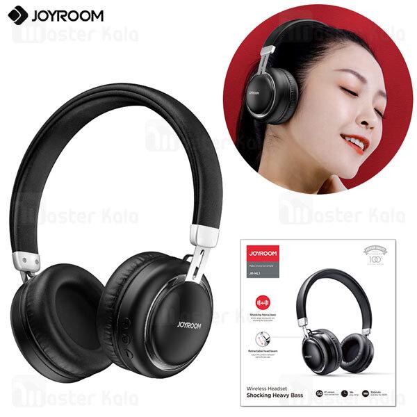 هدفون بلوتوث جویروم Joyroom JR-HL1 Shocking Heavy Bass Headset