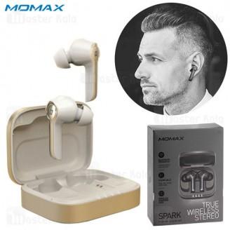 هندزفری بلوتوث دوگوش مومکس Momax Spark BT5 Bluetooth Earbuds