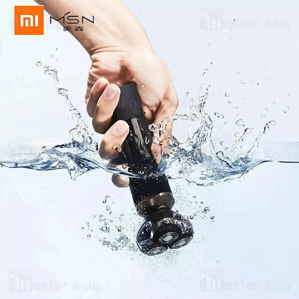 ماشین ریش تراش شیائومی Xiaomi MSN M3 Electric Shaver Three-blade shaver