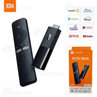 پخش کننده تلویزیون شیائومی Xiaomi Mi TV Stick 1080p Android TV - گلوبال