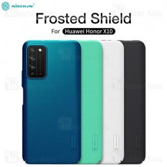 قاب محافظ نیلکین هواوی Huawei Honor X10 Nillkin Frosted Shield