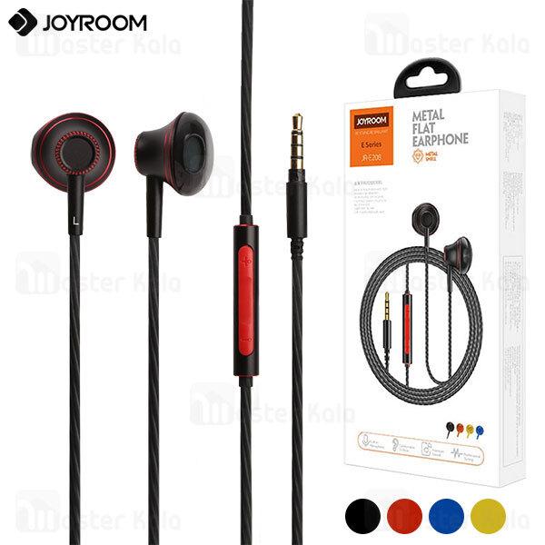 هندزفری سیمی جویروم Joyroom JR-E208 Metal Wired Earphone