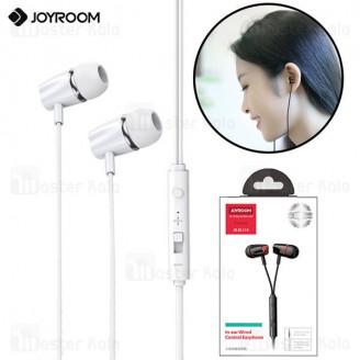 هندزفری سیمی جویروم Joyroom JR-EL114 In-Ear Wired Earphone