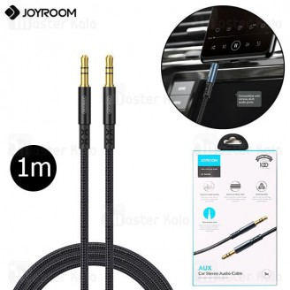 کابل انتقال صدا Aux جویروم Joyroom SY-10A1 AUX Audio Cable طول 1 متر
